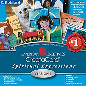 American Greetings Spiritual Expressions 7 (Jewel Case)