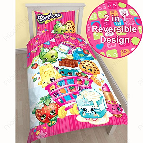 Shopkins Duvets