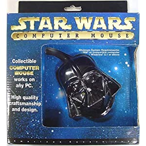 Star Wars Darth Vader Mouse