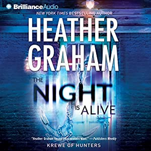 The Night Is Alive Audiobook