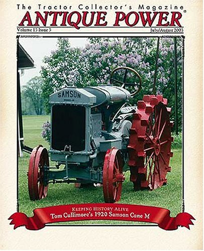 Antique Power Magazine