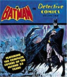 Batman Detective Comics: The Complete Covers of the Second 25 Years (Tiny Folios)