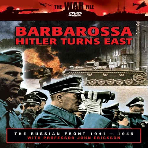 Cover art for  The Russian Front: Barbarossa - Hitler Turns East