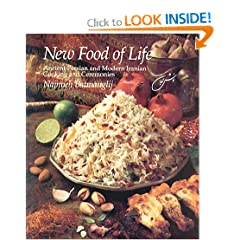 New Food of Life: Ancient Persian and Modern Iranian Cooking and Ceremonies (Hardcover)