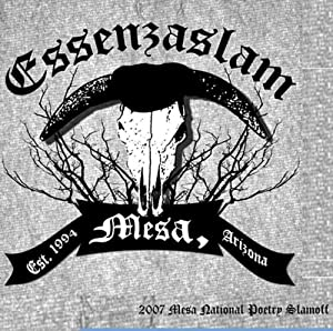 2007 Mesa national Poetry Slamoff