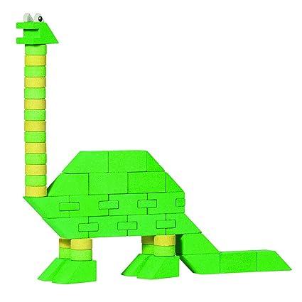 Anker - 2041744 - Jeu De Construction - Dinosaure Grand Brontomos