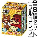 鷹の爪 コレクションフィギュア カバヤ食品 【全8種セット(フルコンプ)】