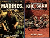 img - for Illustrated History of the Vietnam War 6 Volume Set: Marines, Khe Sanh, Tunnel Warfare, Carrier Operations, Sky Soldiers, Armour book / textbook / text book