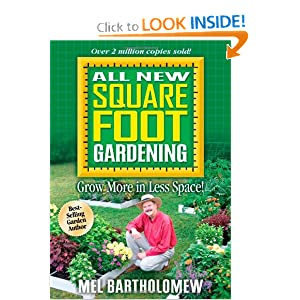 All New Square Foot Gardening: Mel Bartholomew: 0789172001311 ...