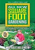 Amazon.com: All New Square Foot Gardening (9781591862024): Mel Bartholomew: Books