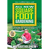 All New Square Foot Gardening: Grow More in Less Spaceby Mel Bartholomew