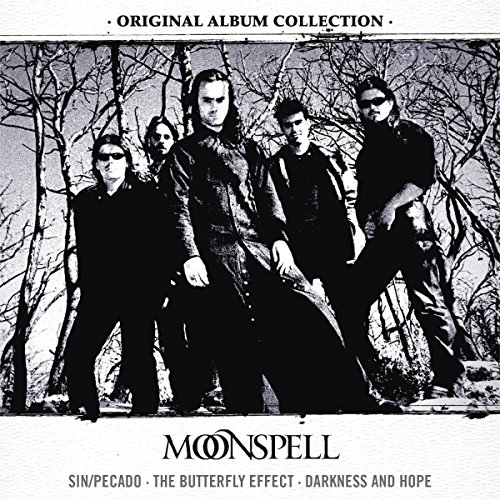 Original Album Collection (Sin/Pecado / The Butterfly Effect [3 CD]