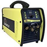 TIG AC/DC 201 PULSE D High Frequency Aluminum TIG 200 Amp Canaweld Made in Canada TIG Welder Stick welder Ability to Select between 120 V & 240 V Inverter IGBT High Frequency TIG/Stick welding machine