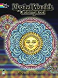 : Mystical Mandala Coloring Book (Dover Design Coloring Books)
