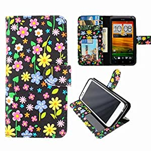 DooDa PU Leather Wallet Flip Case Cover With Card & ID Slots & Magnetic Closure For Sony Xperia Z3