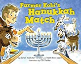 img - for Farmer Kobi's Hanukkah Match book / textbook / text book
