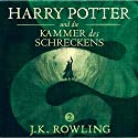 Harry Potter und die Kammer des Schreckens (Harry Potter 2) [Harry Potter and the Chamber of Secrets] | Livre audio Auteur(s) : J.K. Rowling Narrateur(s) : Felix von Manteuffel