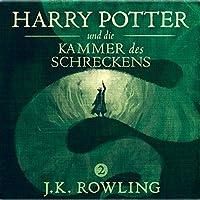 Harry Potter und die Kammer des Schreckens (Harry Potter 2) Hörbuch von J.K. Rowling Gesprochen von: Felix von Manteuffel