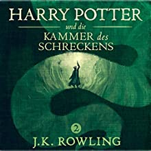 Harry Potter und die Kammer des Schreckens (Harry Potter 2) [Harry Potter and the Chamber of Secrets] Audiobook by J.K. Rowling Narrated by Felix von Manteuffel