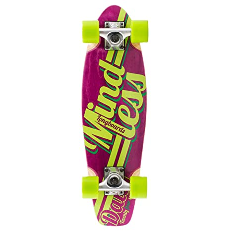 Mindless Daily Cruiser Complete Purple/Green Length:61cm