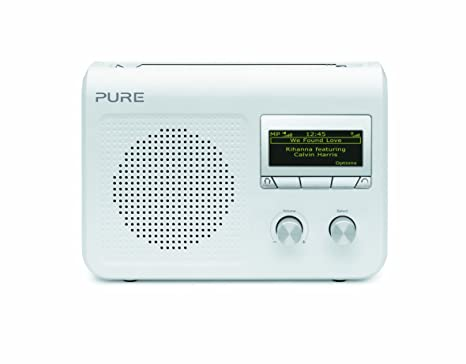 Pure VL-61723 Radio portable Blanc