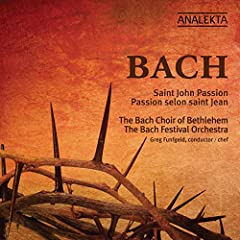 St. John Passion, BWV 245: Part 2 - No. 24. Aria (Bass) with Chorus: Eilt, ihr angefochtenen Seelen; Wohin?