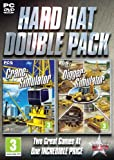 Hard Hat Double Pack - Crane and Digger Simulation (PC DVD) [Windows] - Game