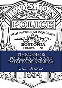Amazon Time2Color Police Badges And Patches Of