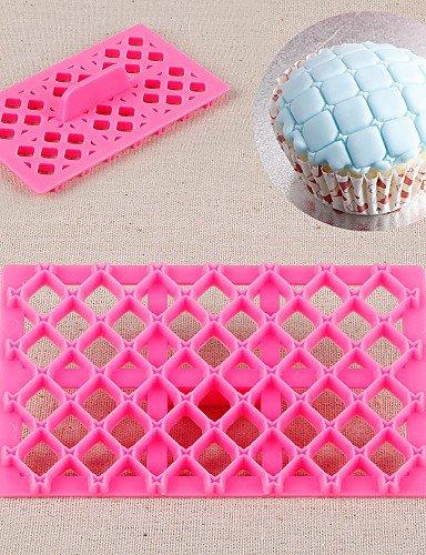 LIN papillon arc bowknot courtepointe fondant coupe carrée outil gâteau de petit gâteau réseau de gaufrage embosseuse