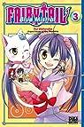 Fairy Tail - Blue Mistral, tome 3 par Mashima
