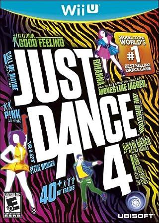 Just Dance 4 - Trilingual - WiiU