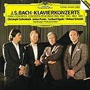 J.S. Bach: Konzerte Fur 2,3,& 4 Klaviere
