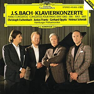 Bach: Concertos for Two, Three and Four Pianos