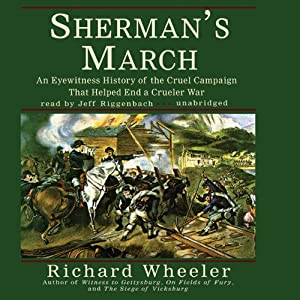 Sherman's March Audiobook