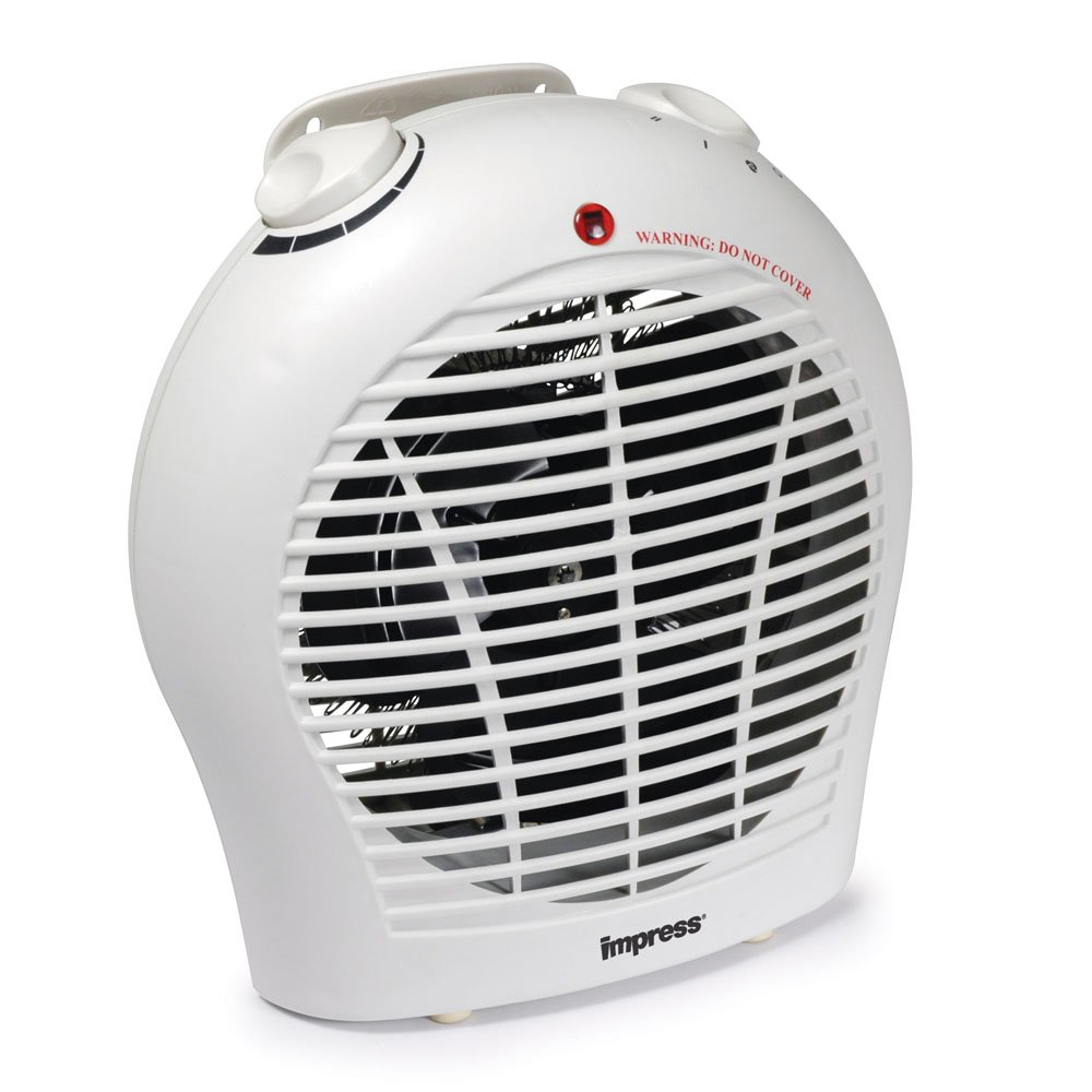 Space heater portable 1500 watt quiet small versatile adjustable thermostat home ebay - Heating small spaces concept ...