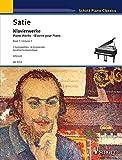 Image de Klavierwerke: 3 Gymnopédies - 6 Gnossiennes - Sonatine bureaucratique. Vol. 1. Klavier. (Schott Pia
