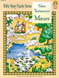 New Testament Mazes (Bible Story Puzzle)