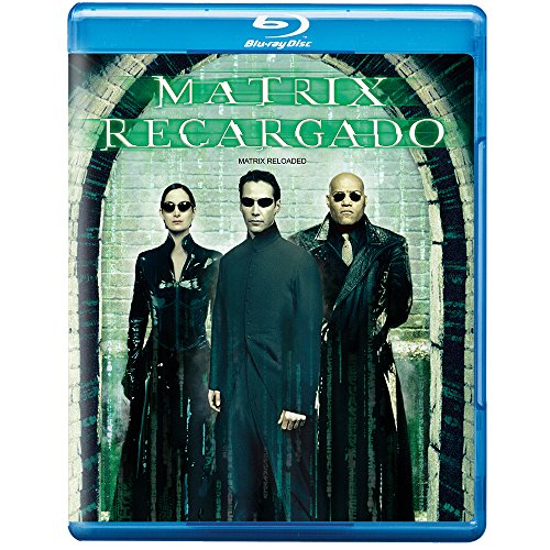 Blu-ray : The Matrix Reloaded (, Widescreen)
