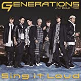 GENERATIONS Sing_it_Loud