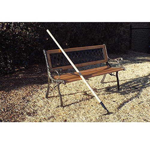 Rogue garden hoe 575g light weight but tough hoe made for Lightweight garden tools