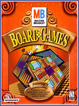 Milton Bradley Board Game