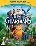 Rise of the Guardians - Triple Play (Blu-ray + DVD + Digital Copy) [Region Free]