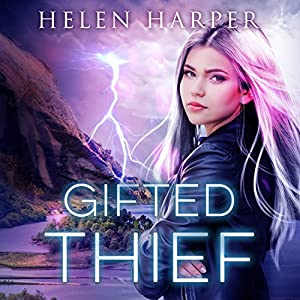 Gifted Thief Hörbuch