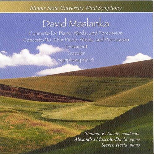 Concertos, Symphony No. 4