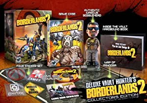 Borderlands 2 Deluxe Vault Hunter's Edition - Playstation 3