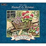 Lang January to December, 13.375 x 24 Inches, Perfect Timing Heart and Home 2015 Wall Calendar by Susan Winget (1001809)
