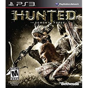 Hunted: The Demon's Forge PlayStation 3