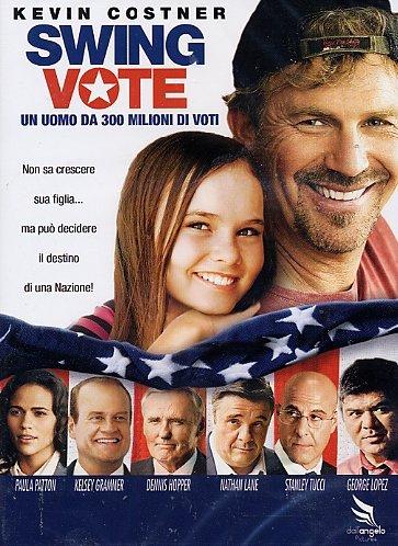 Swing Vote - Un Uomo Da 300 Milioni Di Voti [Italian Edition]