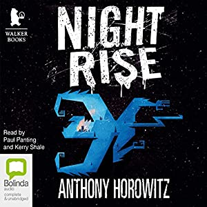 Power of Five: Night Rise Audiobook