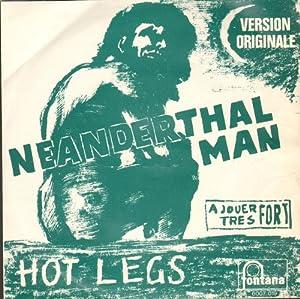 Neanderthal man/You didn't.. / Vinyl single [Vinyl-Single 7'']
